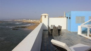 Essaouira - Riad Dar Sofia - terrasse